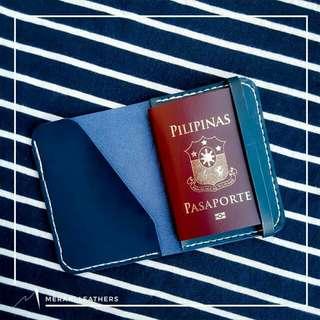 Meraki Passport Holder Blue