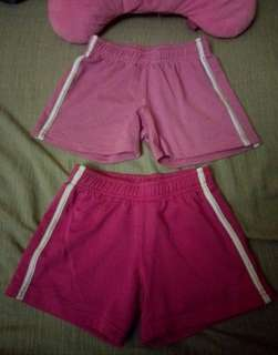👧kids sweat shorts