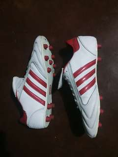Adidas Telstar Football soccer shoes cleats size 9.5us