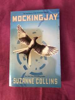 Mockingjay  (The final book of Hunger Games)