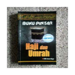 Buku Pintar Haji dan Umrah