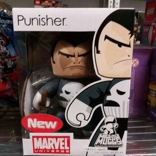 Mighty Muggs Marvel Punisher