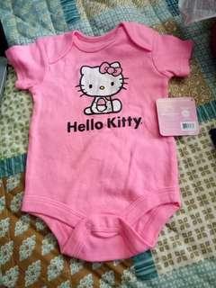 Hello Kitty Romper ( 6-9mos)