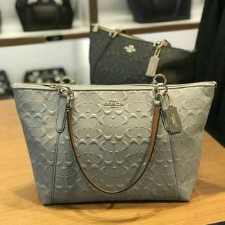 Coach SIG AVA TOTE . STYLE NO F28558