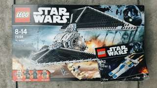 LEGO STAR WARS: TIE STRIKER W/ U-WING POLYBAG