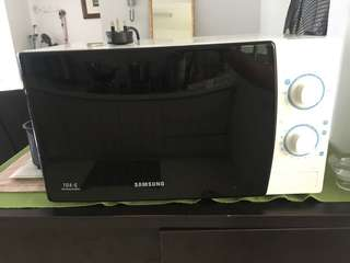 Microwave Oven still with warranty