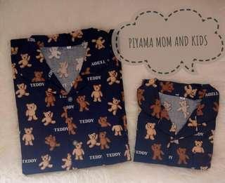 Piyama mom&kids