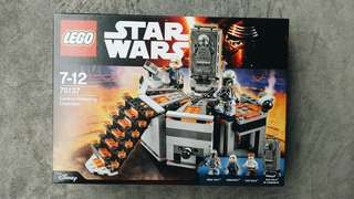 LEGO STAR WARS: CARBON FREEZING CHAMBER