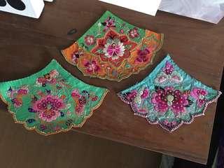 Old Bai Minority Yunnan Embroidery