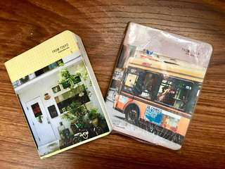 Buy 1 take 1 Mini colorful notebook