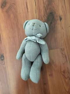 Soft Toy grey bear