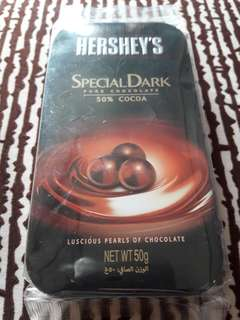 Authentic limited edition Hershey's Chocolate