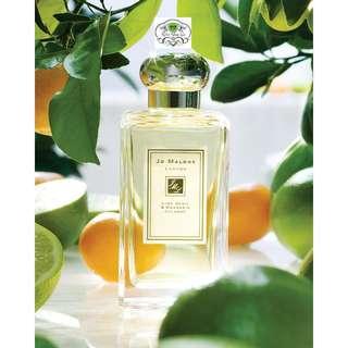 Authentic Perfume - JO MALONE Lime Basil & Mandarin PERFUME