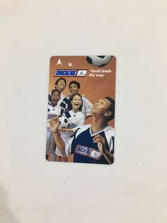 TransitLink Card - Fandi (SNICKERS)