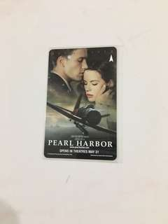 SMRT Card - Pearl Harbor
