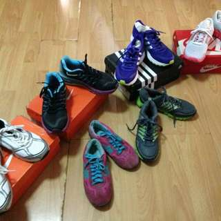Rubbershoes Collection
