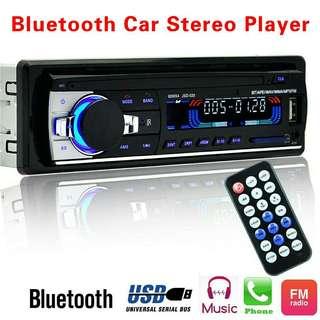 Car radio audio stereo player