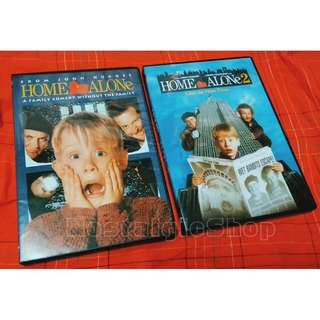 Home Alone movie (dvds)