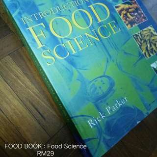 Introduction of Food Science