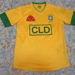 Brazil Soccer/Football World Cup Jersey