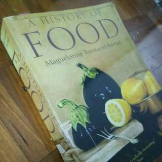 History of Food