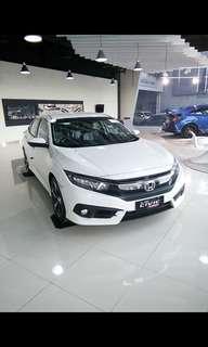 Honda Civic Sedan CVT