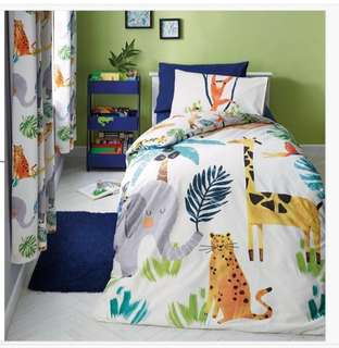 NEXT Jungle Bedding Set