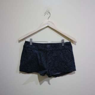Cotton On Black Hotpants