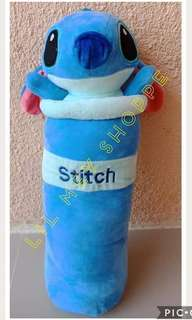 Stitch Hotdog Pillow