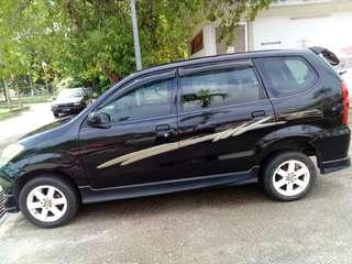 Toyota avanza utk dijual.. Satu owner.. Upgrade