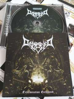 Disobeyed - Extermination Enthroned
