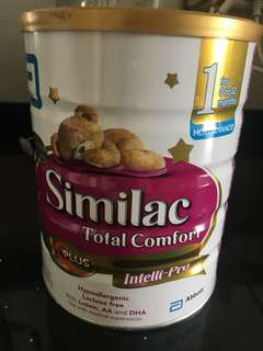 Similac total comfort stage 1 (0-12 months)