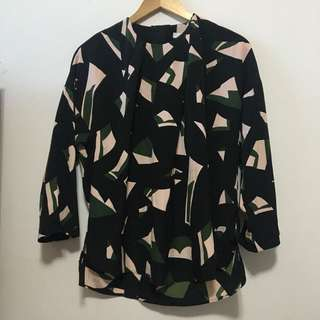 New! Dimension Blouse from Korea [Brand New]