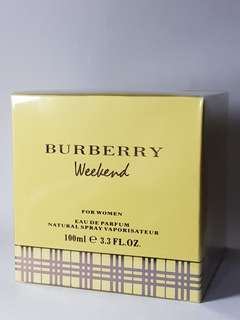 Burberry Weekend