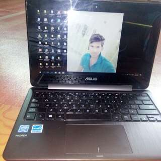 My laptop is good condition . I sale because I need urgent money.