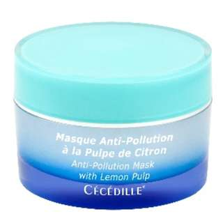 Anti-Pollution Mask with Lemon Pulp (50 ml)