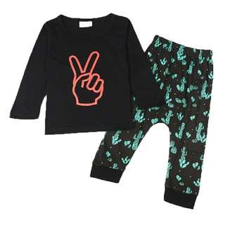 ✌🏻🌵Toddler Boy Set 🌵✌🏻