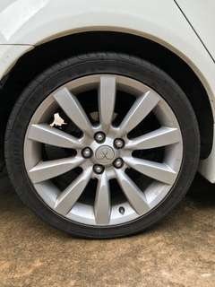 Mitsubishi Lancer EX original Rim for sales