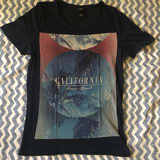 H&M graphic shirt