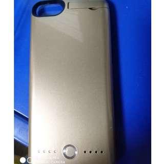 iPhone 6,6S,7,8 4.7寸蘋果手機背套連4000MAH充電寶 $100