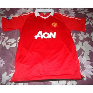Manchester United Soccer/Football Jersey