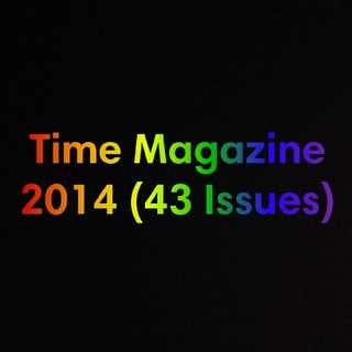 Time Magazine 2014