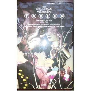 Fables Deluxe Edition Volume 2