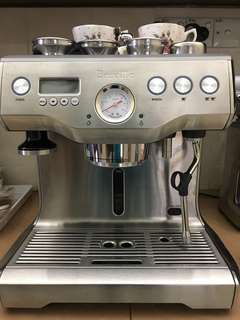 Breville coffee machine Bes 920 with smart grinder