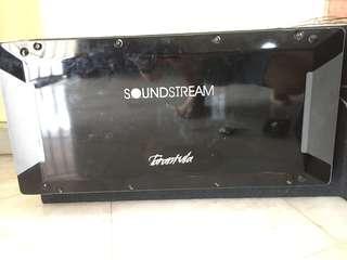 Soundstream tarantula 4 ch amp