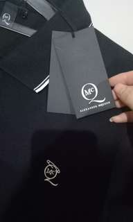 Brand new with tag kemeja mc queen baju cowo