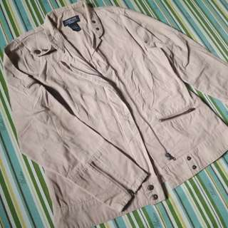 Unused Beige Jacket (M-L)