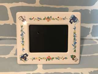 Photo Frame sanrio pata pata peppy patapatapeppy 貓頭鷹 相架 1995 95 年 絕版 罕有