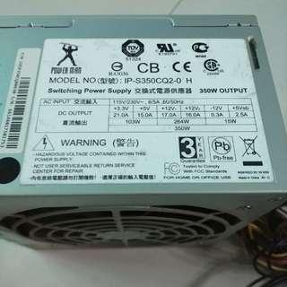 350w電源供應器