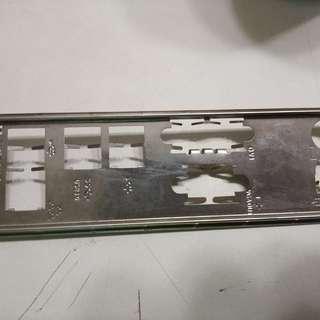 各式主機板擋板